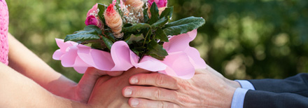 Kwiaty dla niego, dla niej
