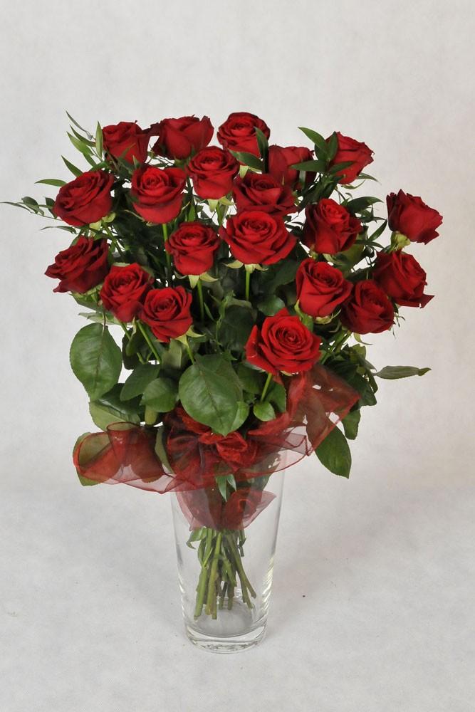 Stwórz własny bukiet z średnich róż (50-60 cm)