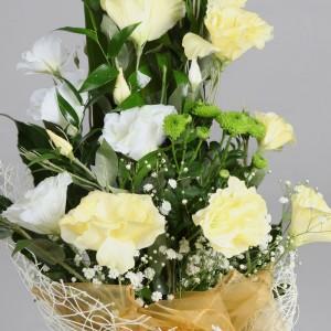 Bukiet kwiatów o nazwie Calineczka