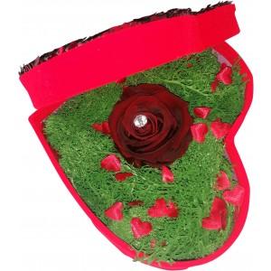 Wieczna róża w pudełku 2