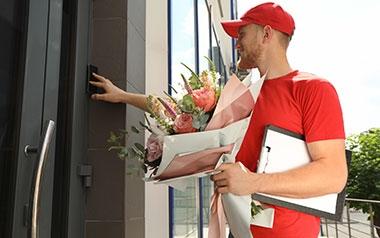 W Koninie i okolicach doręczamy kwiaty bez dodatkowej opłaty